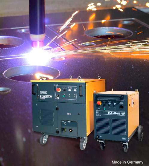 Kjellberg manuele en hybride plasma